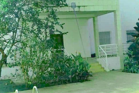 Villa en refection