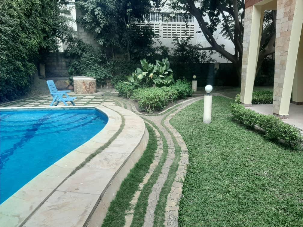 Maison à louer Dakar Ngor
