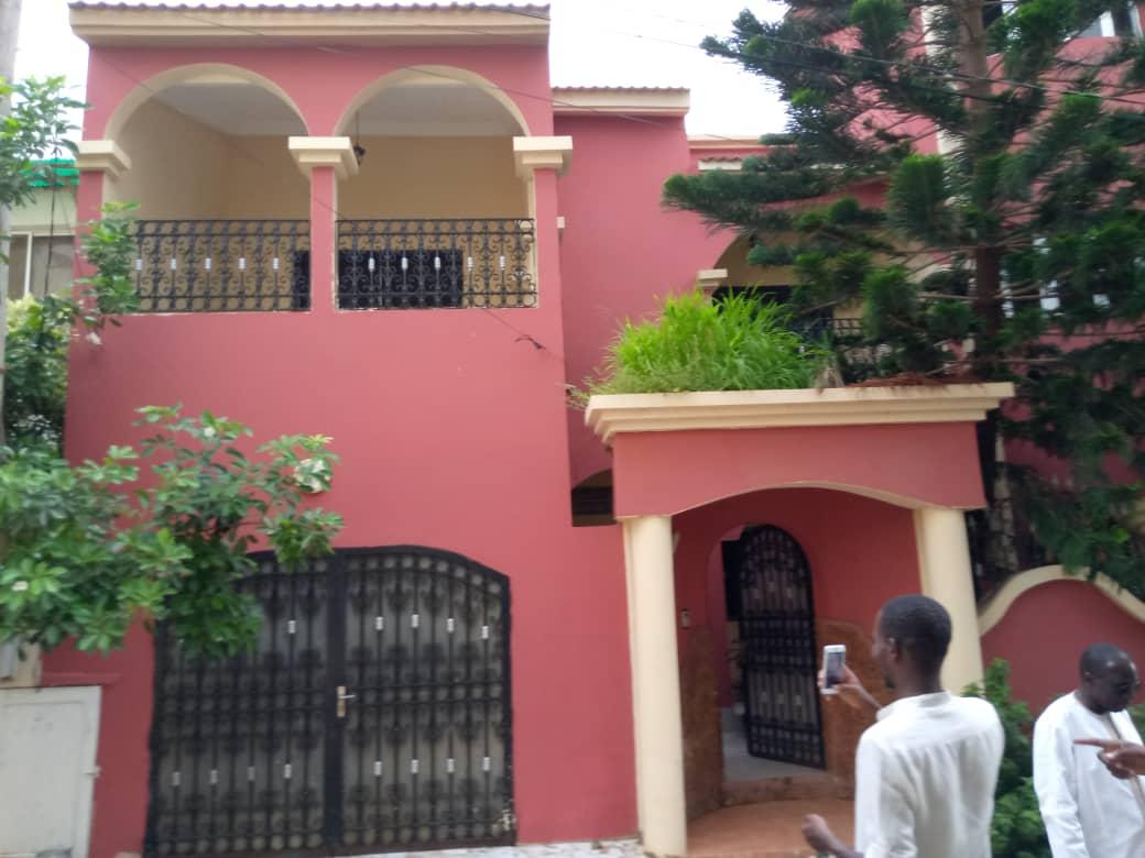 Maison à vendre Dakar Cité Biagui