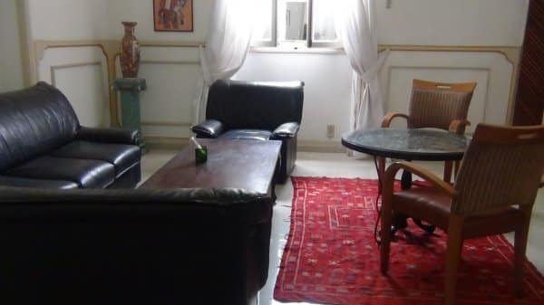 Furnished apartment for rent in Plateau, Dakar