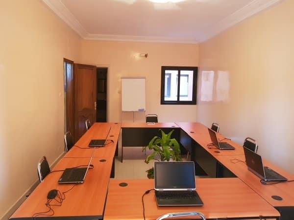 A louer salle de réunion Dakar Virage