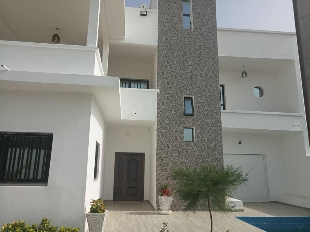 Maison à louer Mbour Saly Senegal