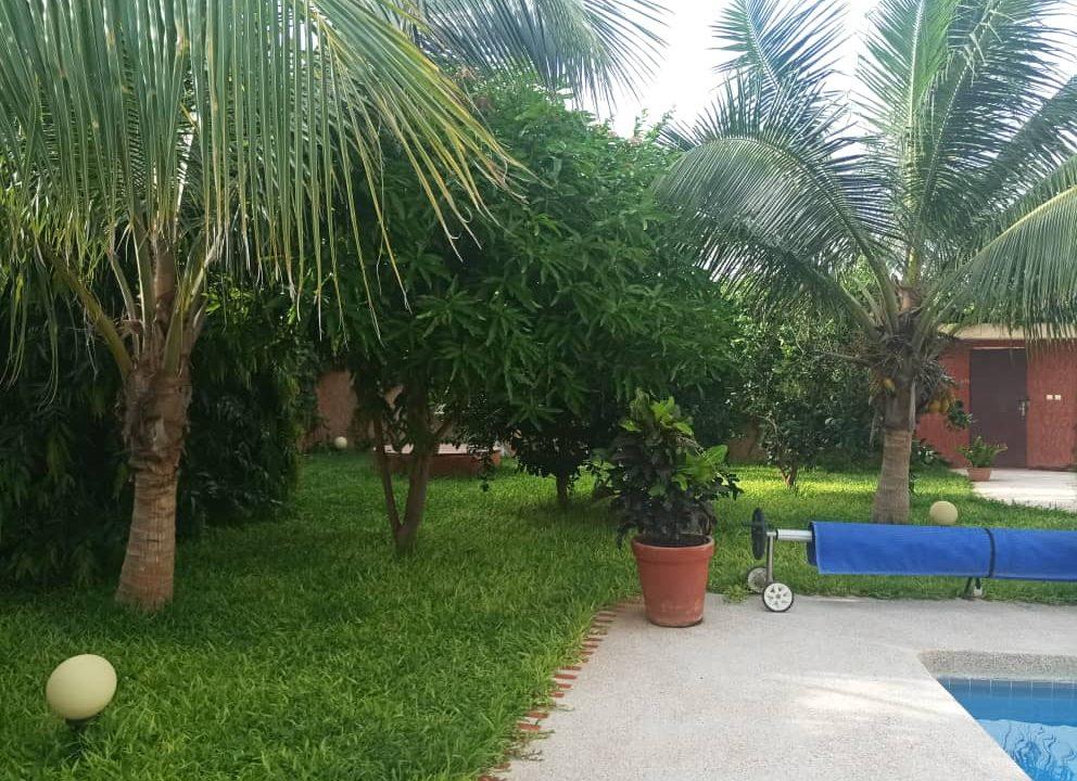 Superbe villa à louer à Saly 774180742