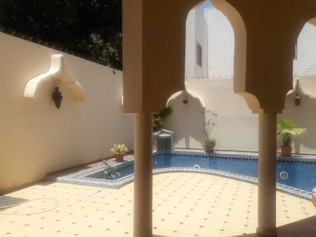 House for rent Dakar Point E