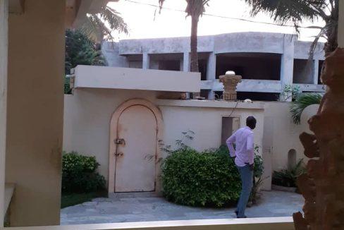 Villa à louer aux almadies 781246828 N4