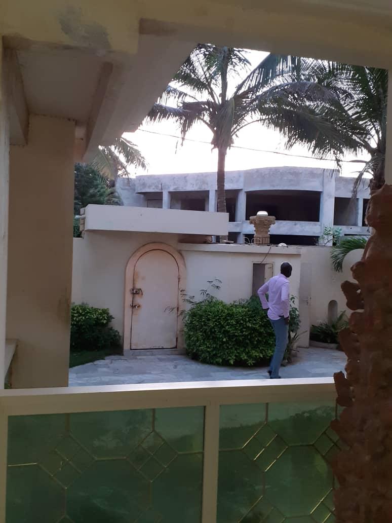 Sumptuous house for rent in Dakar Almadies