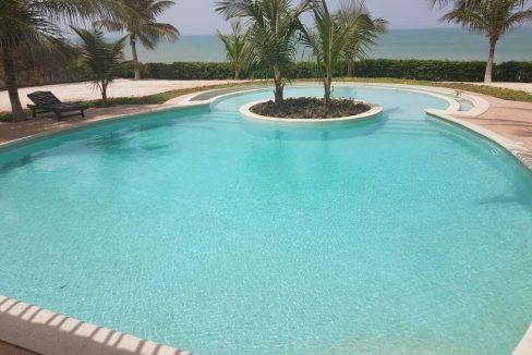 Villa à louer pied dans l'eau à Saly 774180742