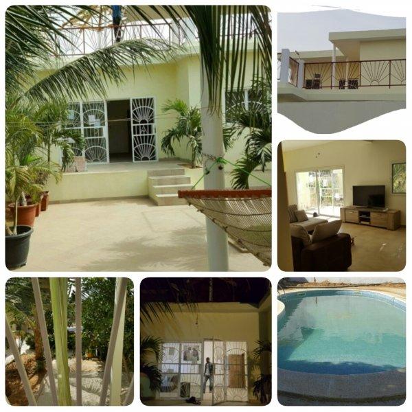 Villa équipée à louer à Saly 774285758 n2