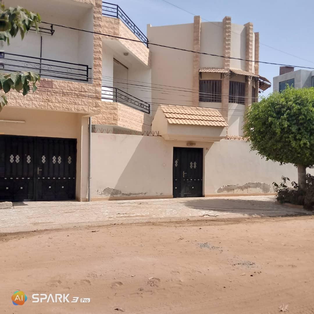 Maison à vendre Dakar Mermoz