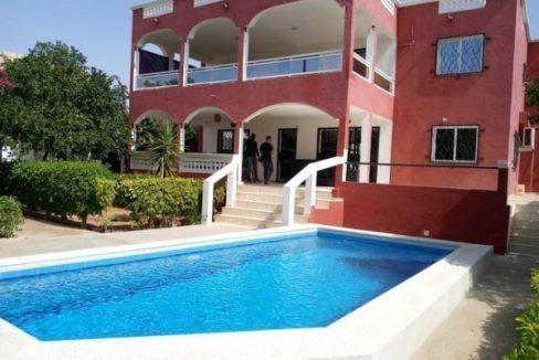 Villa journalière a Saly 776360467