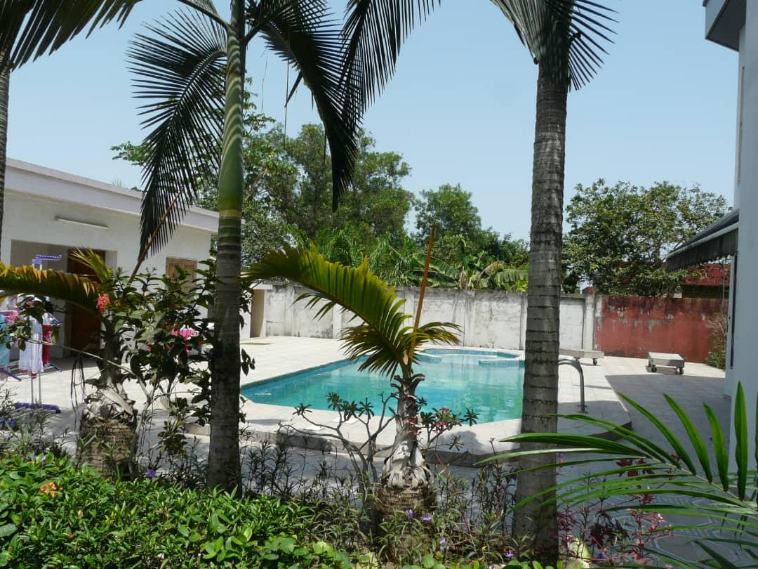 Belle villa duplex à vendre à Marcory , Abidjan