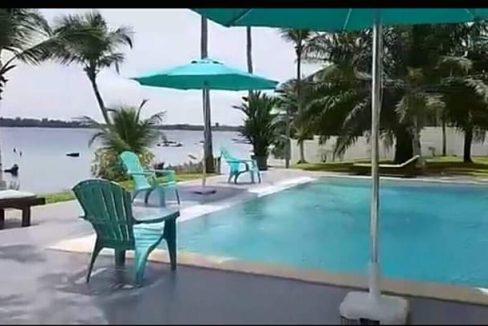 Abidjan lagune