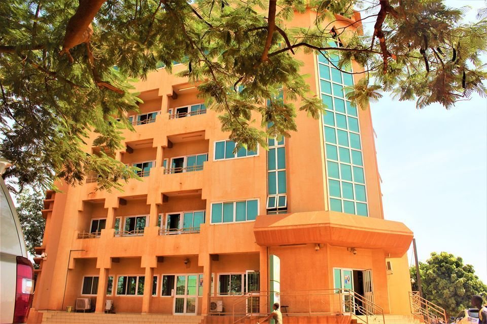 Luxury building for rent in Paspanga, Ouagadougou