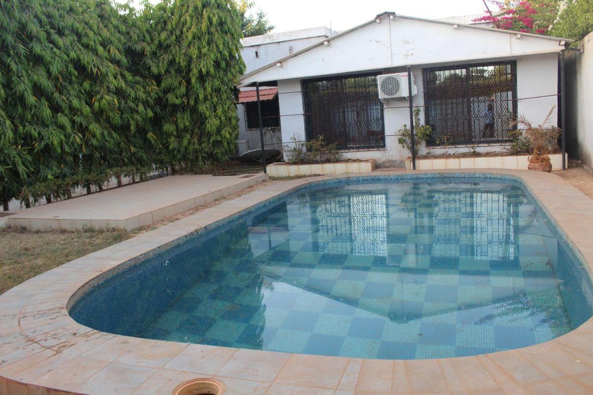 House for rent Ouagadougou Koulouba