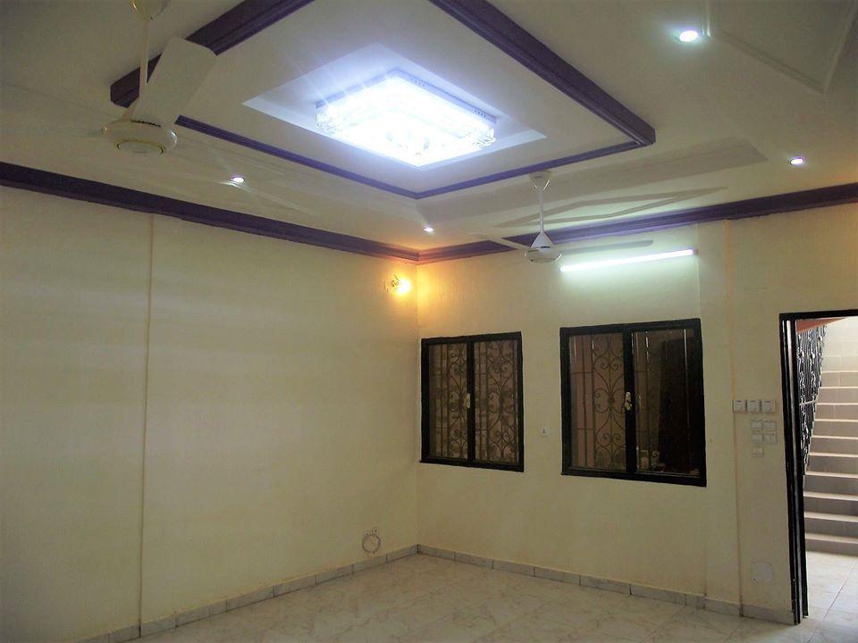 Burkina maron plafond 0022625308383