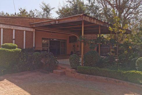 Burkina villa rouge 0643271434