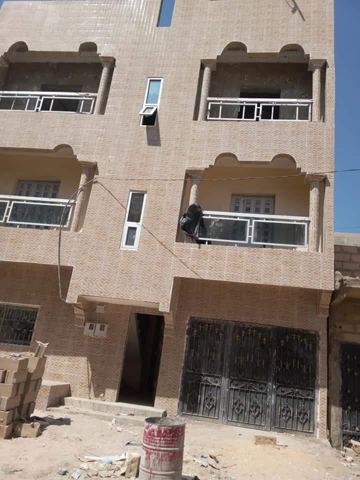 Appartement à louer Dakar Keur Massar