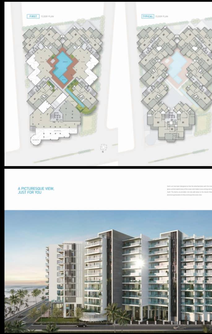 Apartments for sale in Dakar Ngor