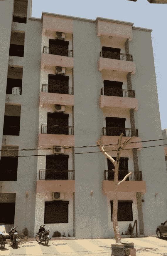 Appartements à louer Bamako ACI 2000