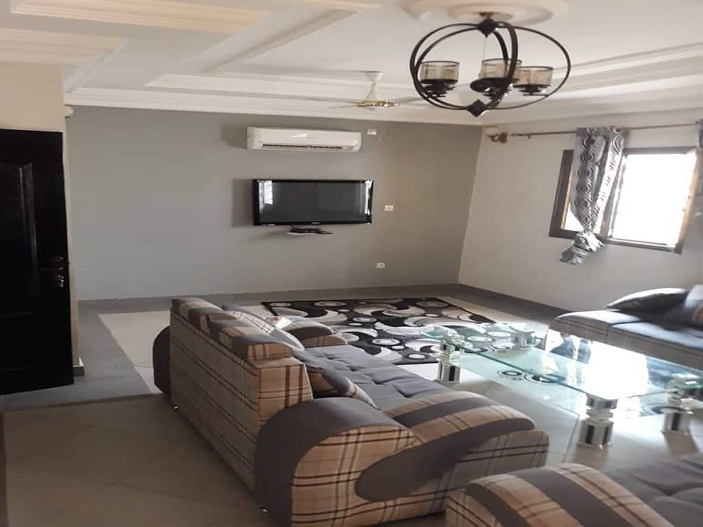 Apartment for rent Bamako Hamdalaye ACI 2000
