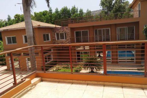 Mali villa maron 0022377050505
