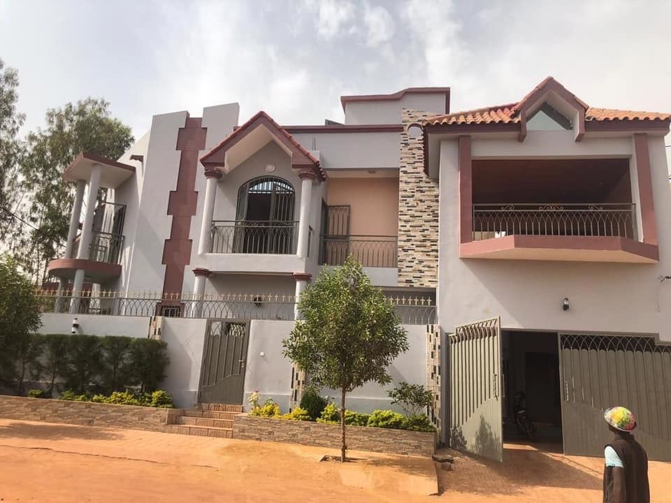 Maison à louer Bamako Missabougou