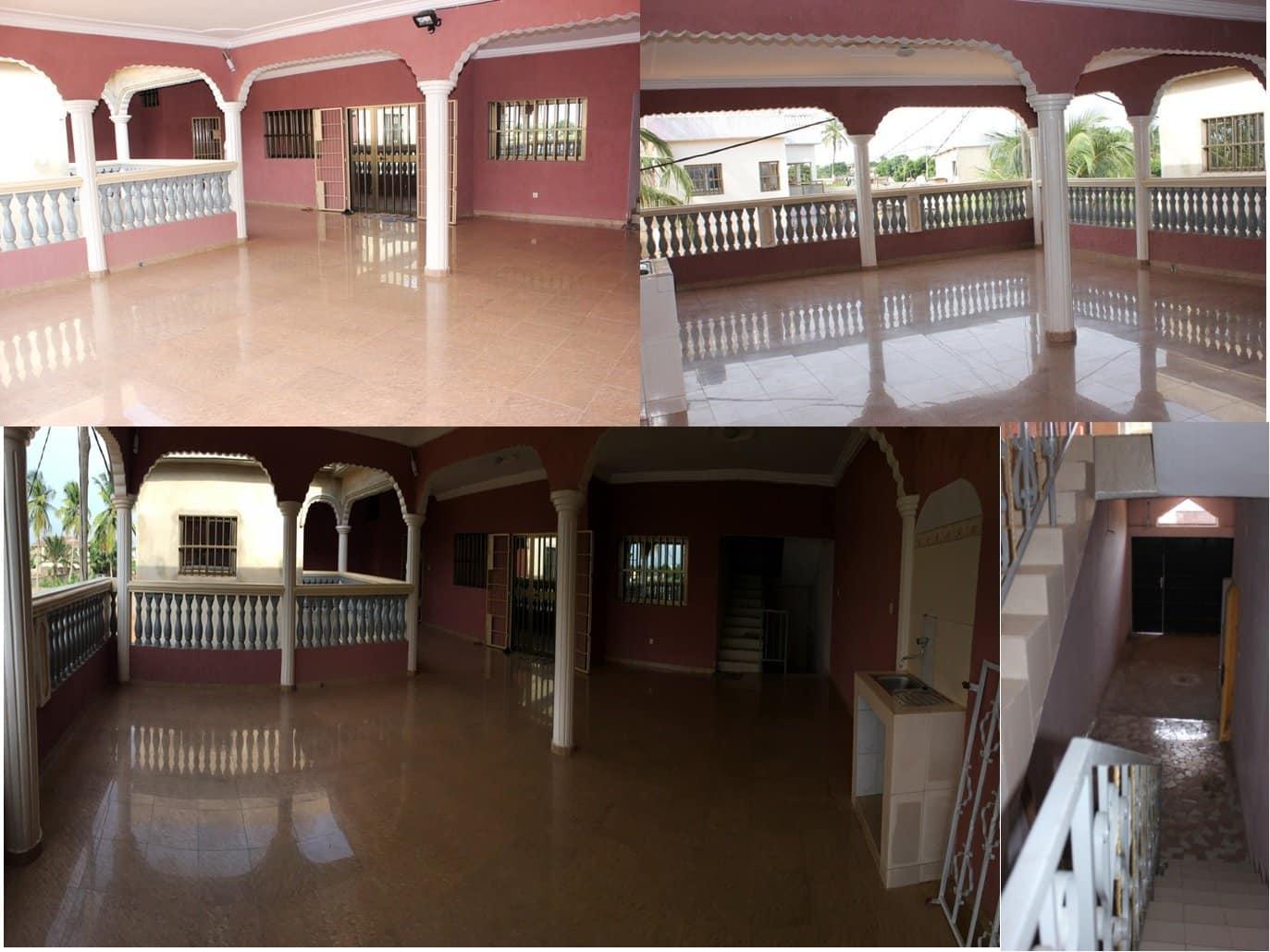 Maison à louer Lomé Adidogomé