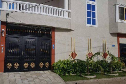 Togo villa devanture +22965504409