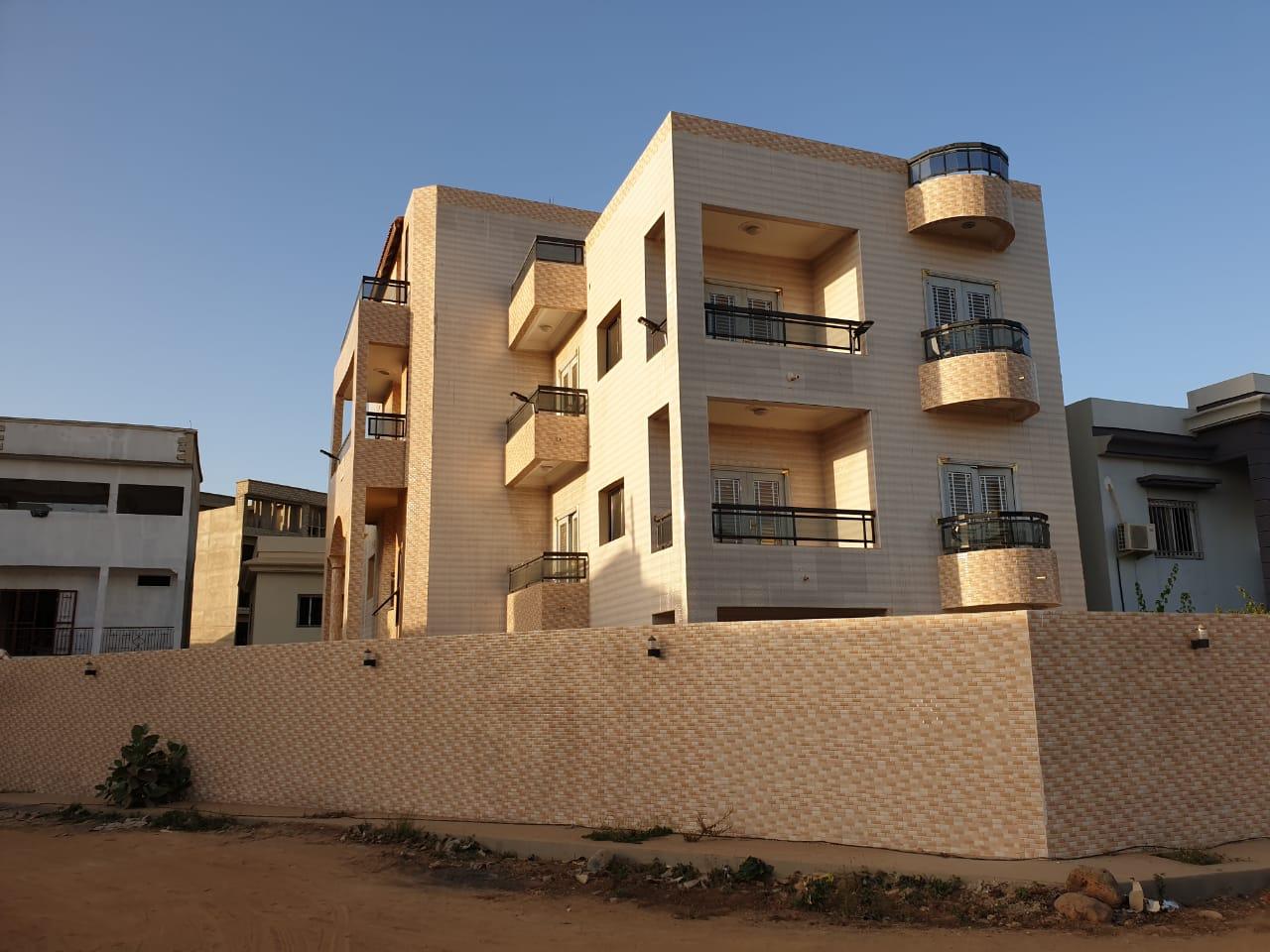 Merveilleuse maison à louer à Dakar aux Mamelles
