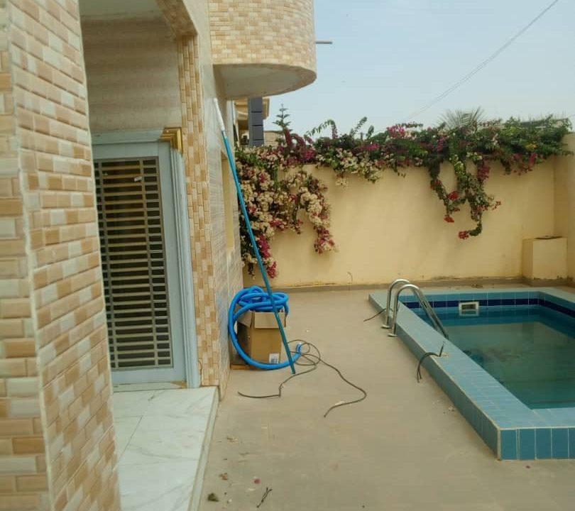 Villa Bakary Mamelles