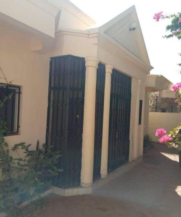 Villa Faso kanu