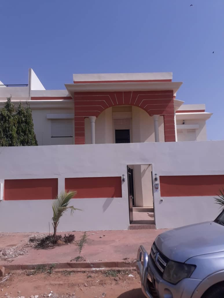 House for rent Dakar Mamelles