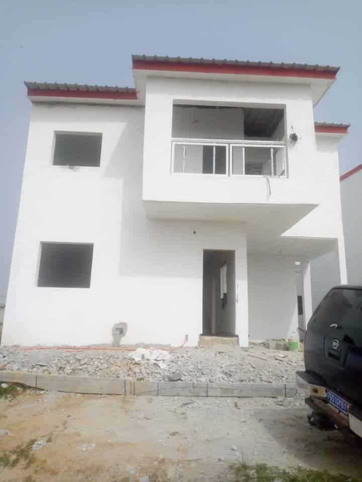 House for sale Abidjan Cocody Faya