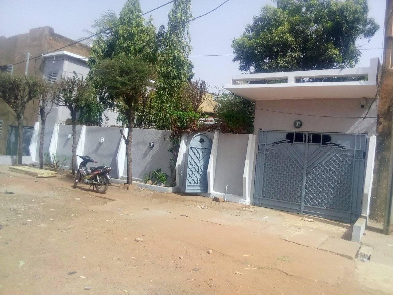 House for rent Bamako Baco-djicoroni