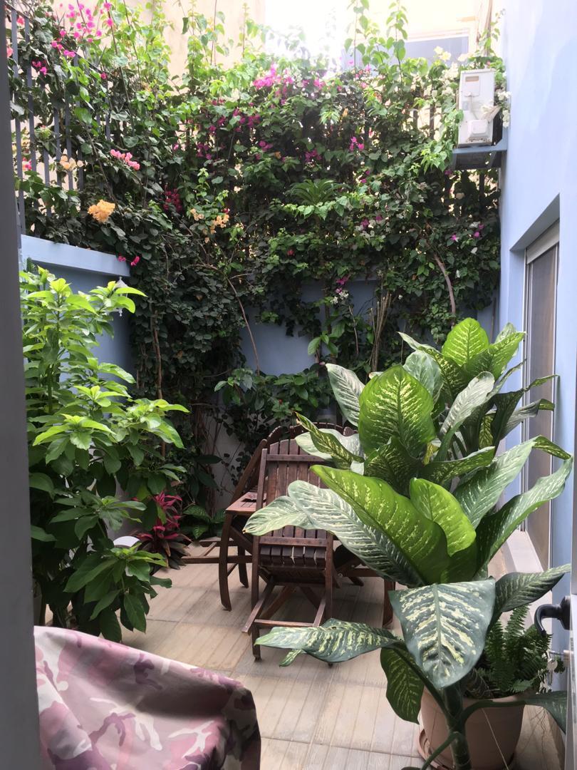 Maison meublée à louer Dakar Mamelles