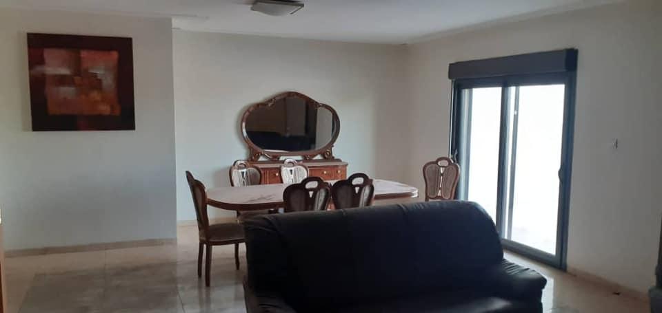 A.P meublé à louer Bamako ACI 2000 salon
