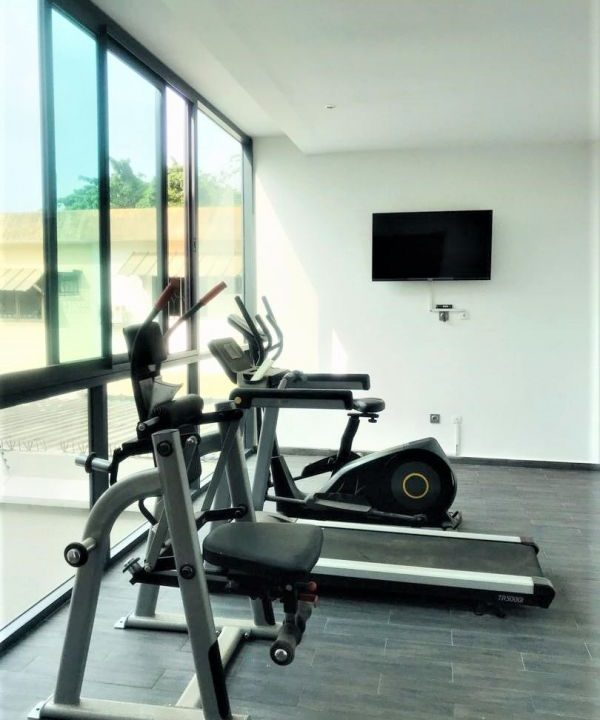 Appartement à louer à Abidjan 52854385 equipements sport