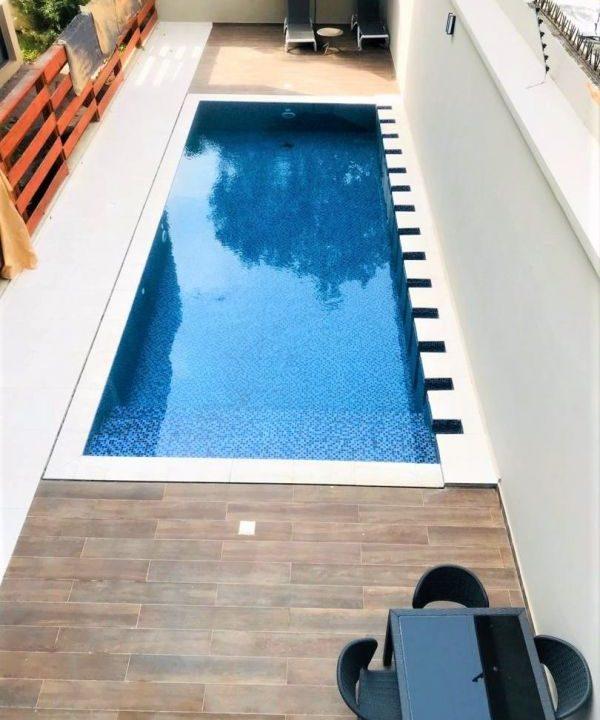 Appartement à louer à Abidjan 52854385 piscine