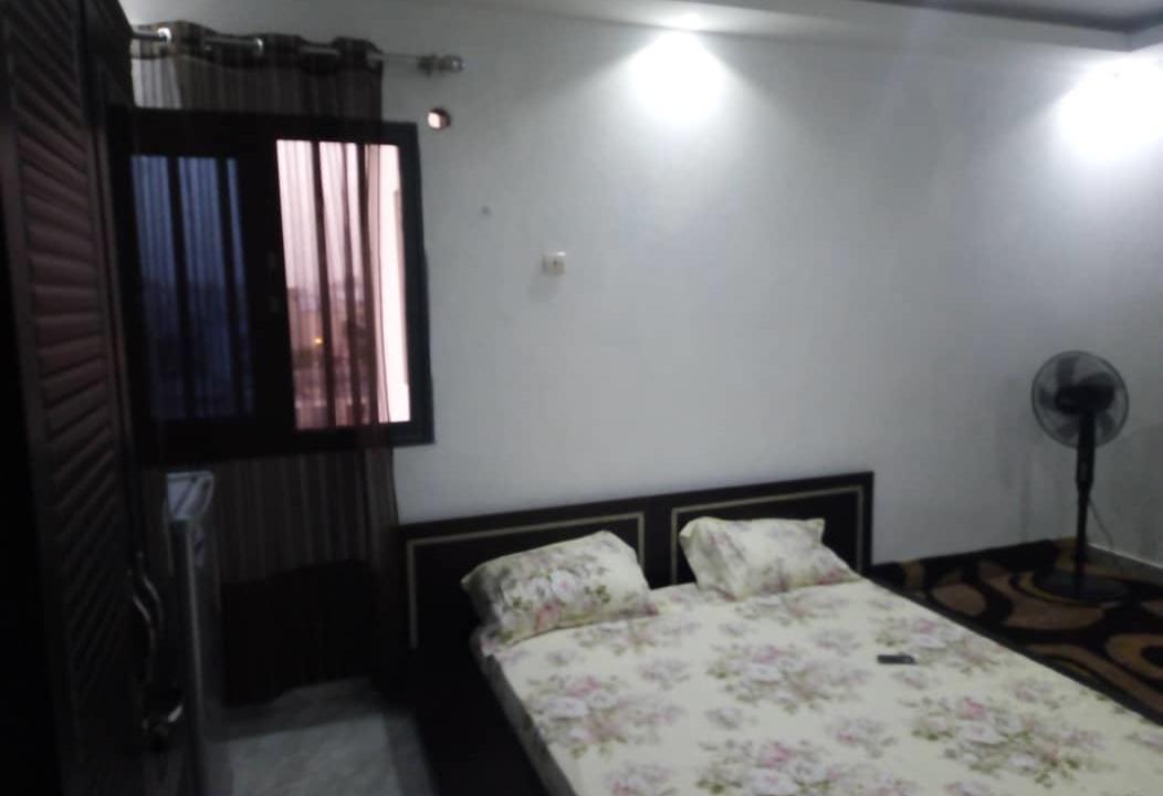 Chambre meublée à louer à Dakar 778182183 l