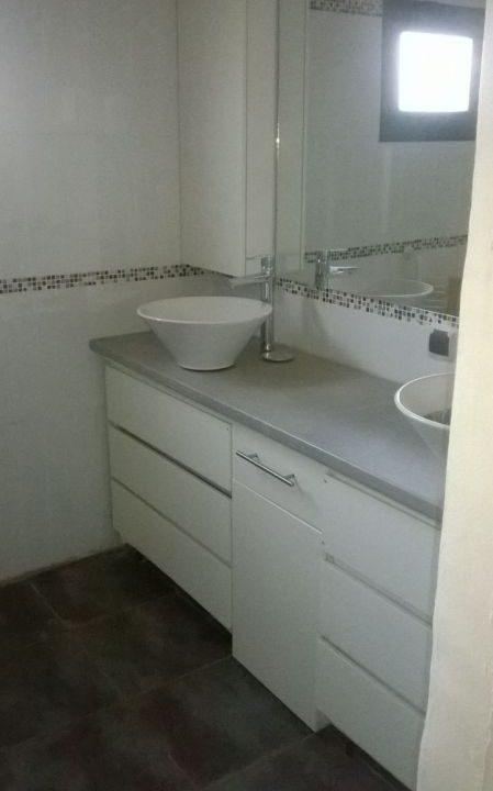 Villa à achever à Bamako 0662579804 toilette
