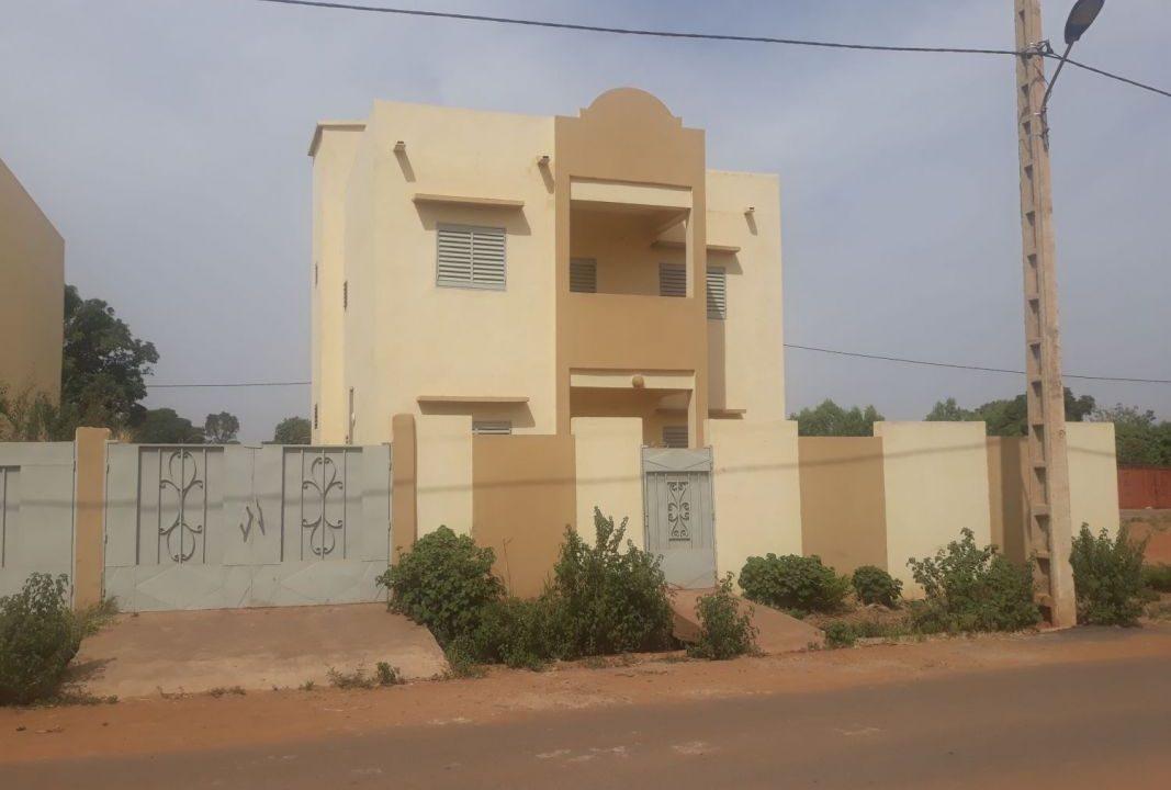 Villa à vendre à Bamako Mali 0022377243623