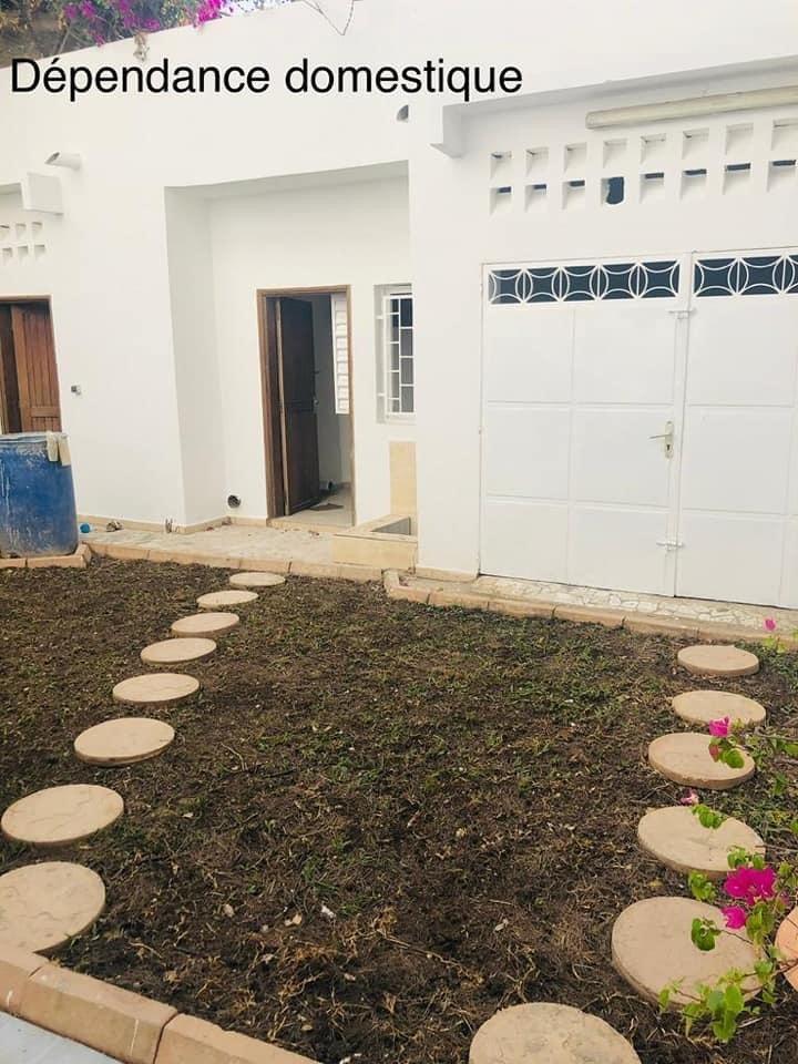 Maison a louer Dakar Mermoz