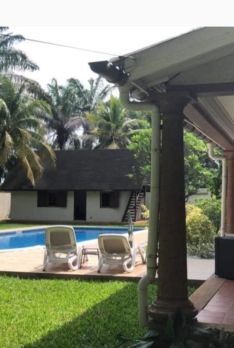 Maison à louer Abidjan Cocody