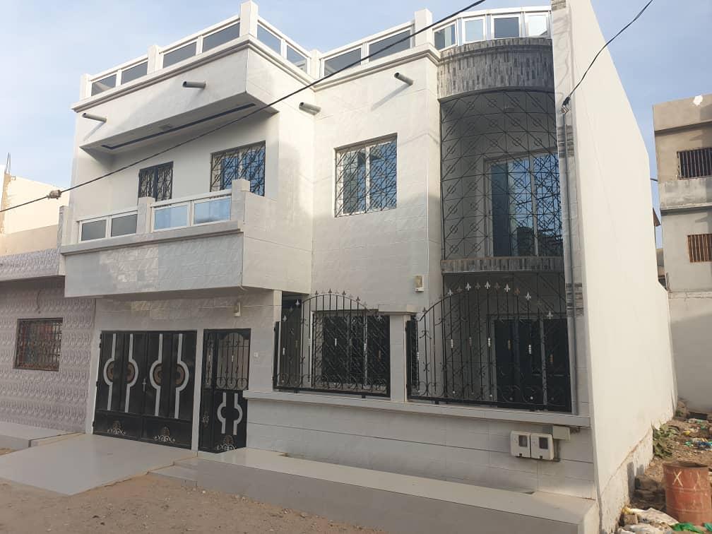 Maison à vendre Dakar Almadies