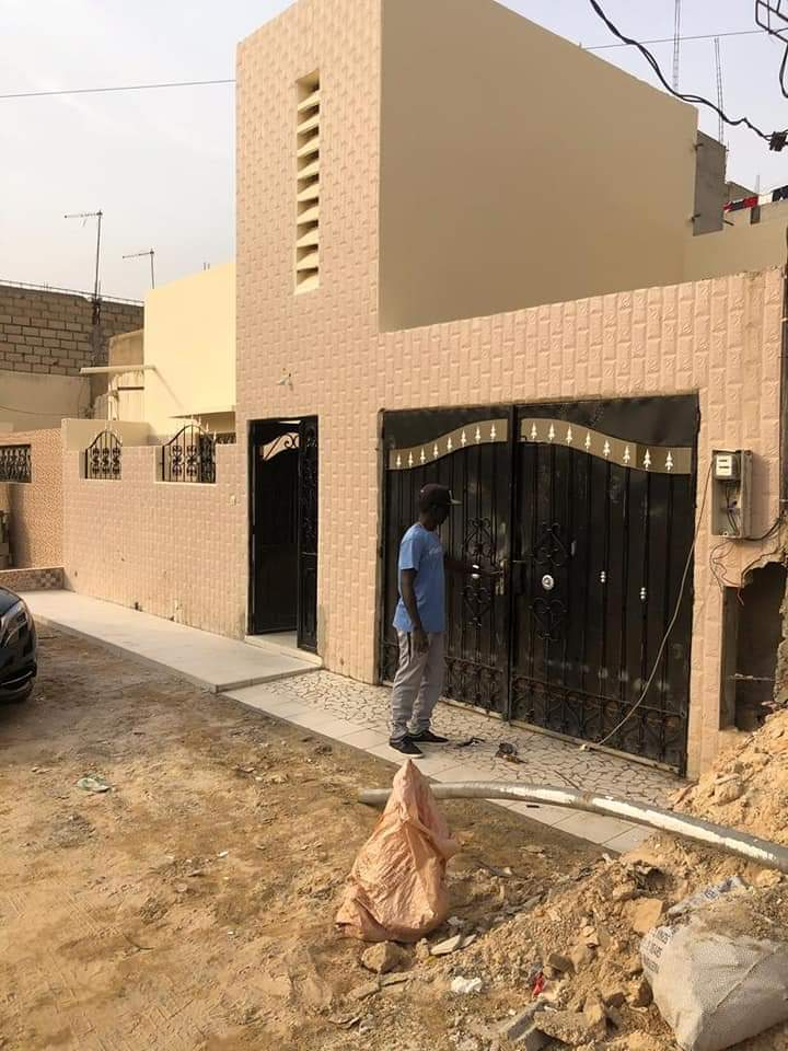 Maison à vendre Dakar Zac Mbao