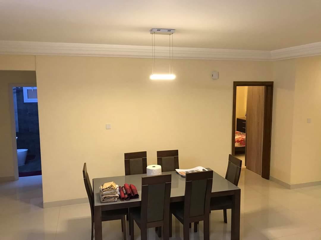 Furnished Apartment for rent Dakar Virage