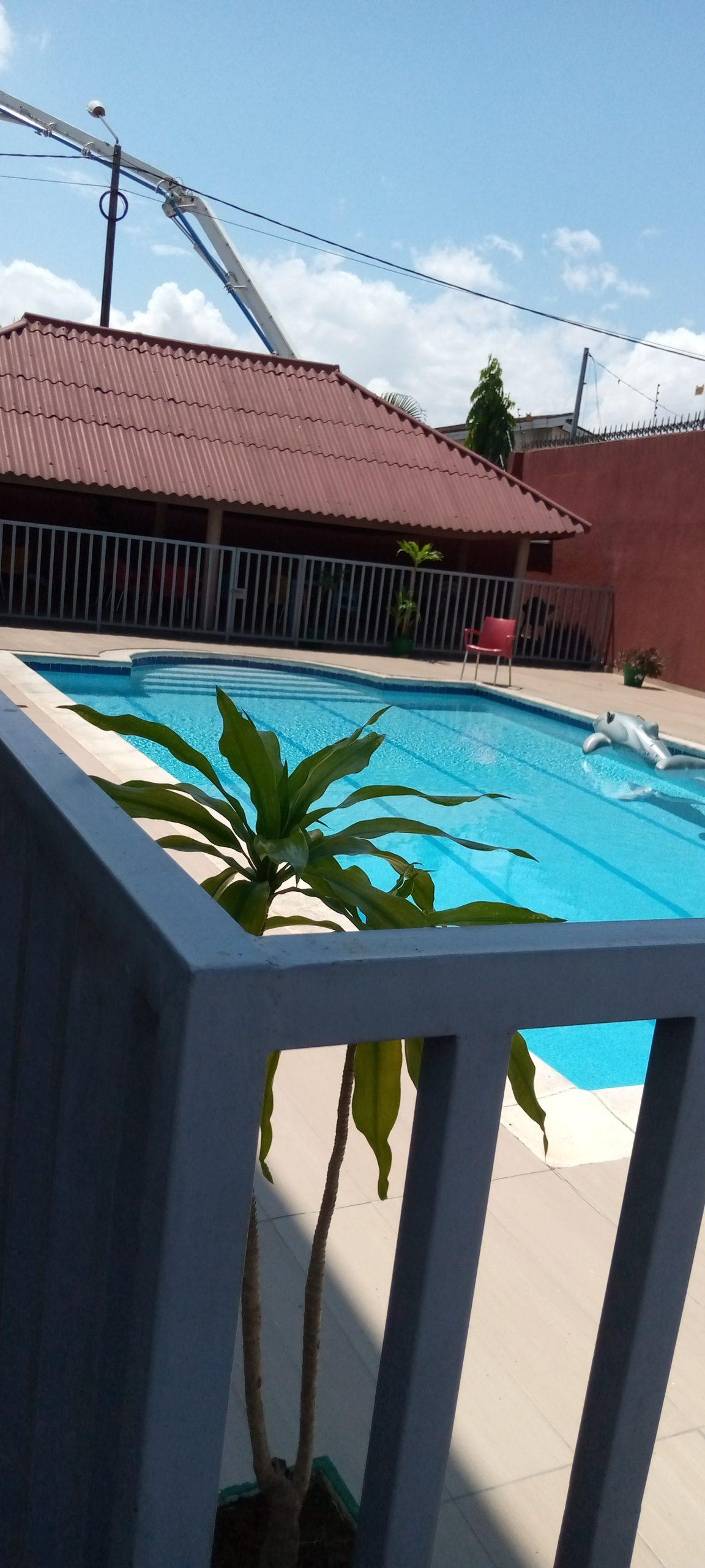 Studio avec piscine au vallon deux plateaux