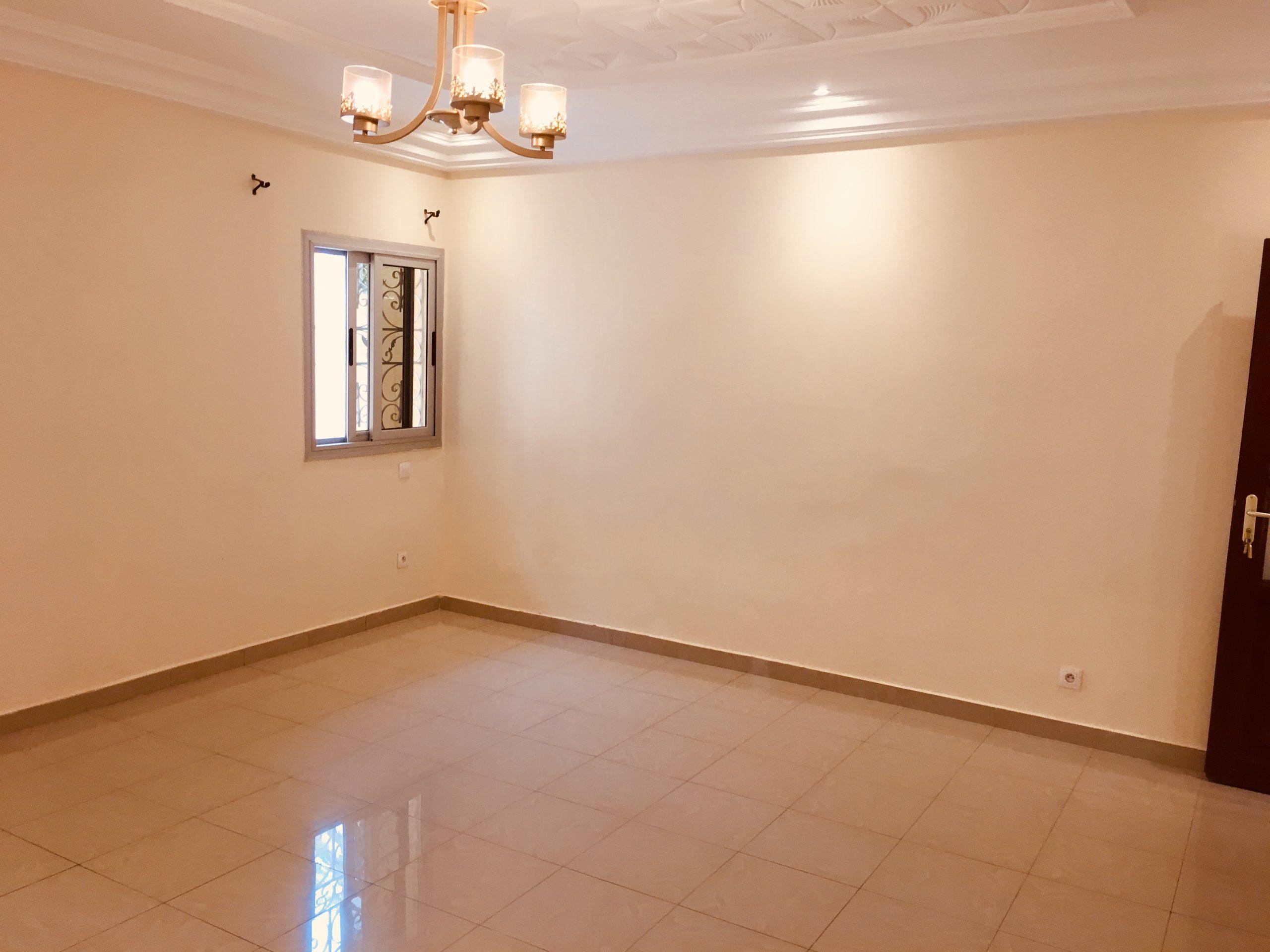 Appartement a louer Dakar Mamelle