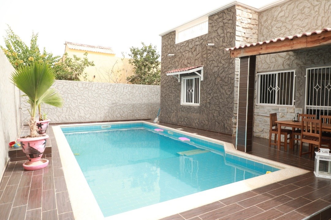 Furnished villa for rent Mbour Saly