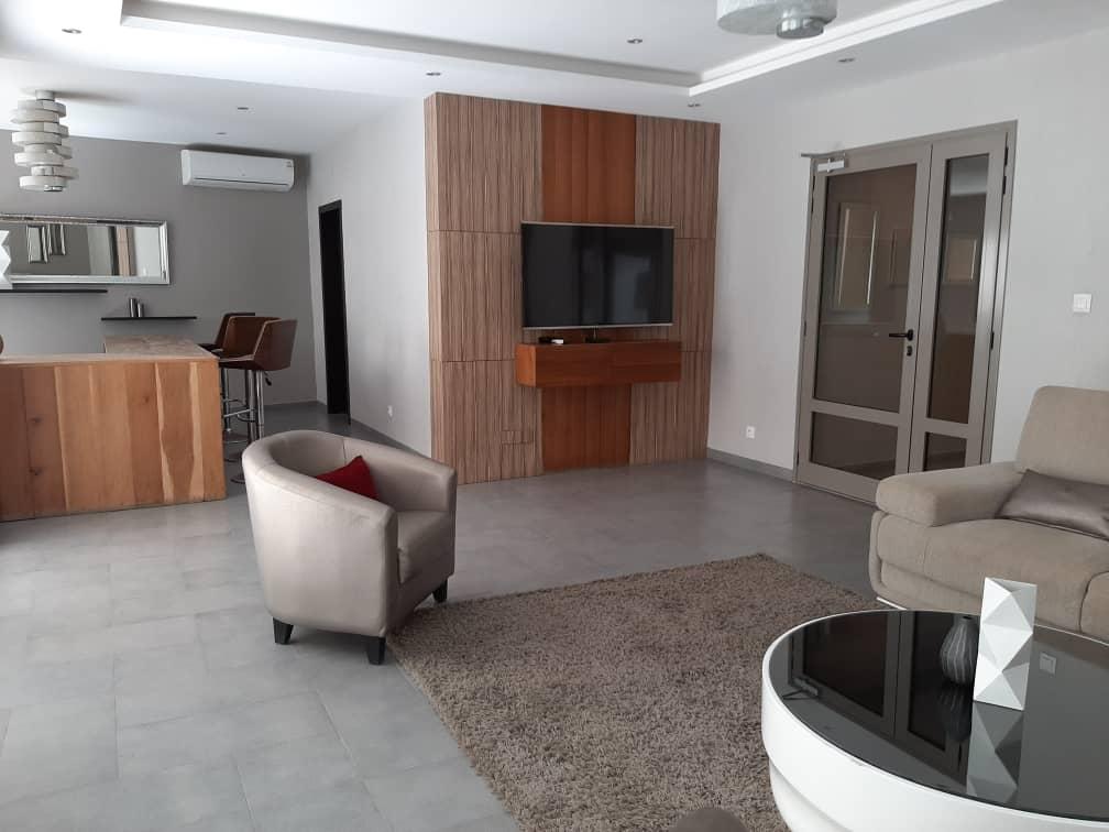 Appartement meublé à louer Dakar Ouakam
